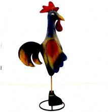 Rooster in Boots